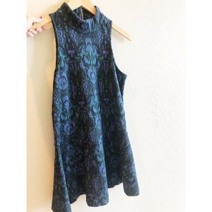 NWOT Free People High Neck Dress